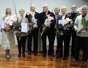 Meenutus preemiate üleandmisest 6. jaanuaril 2014. Foto Välisministeerium.